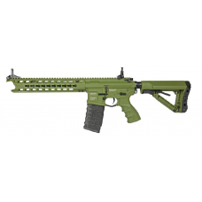 G&G Armaments GC 16 Predator Hunter Green ETU & MOSFET - Just Cause Airsoft